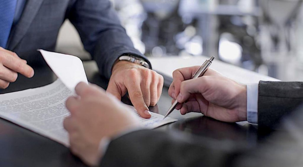 Signing Documents with Trust Attorney